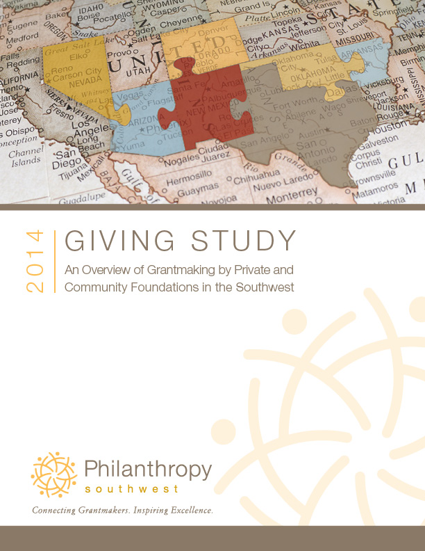 Philanthropy Southwest's 2014 Giving Study